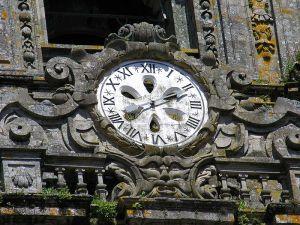 Clock - Spain