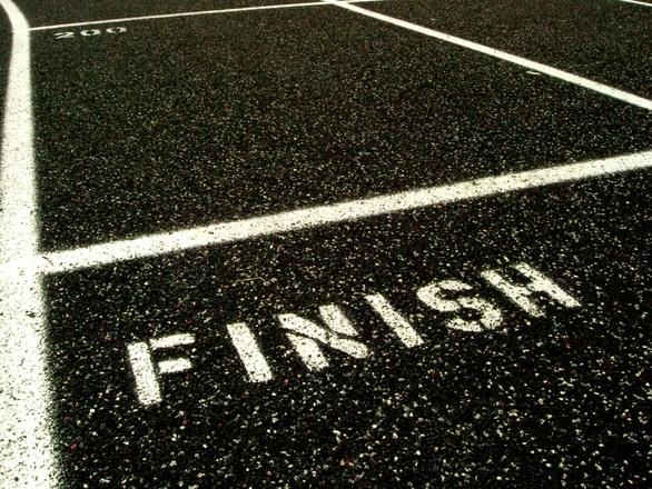 Finish - Track